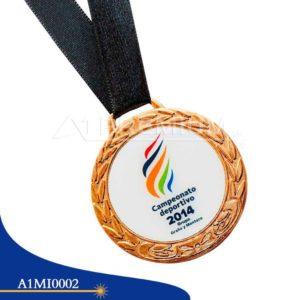 Medalla Estándar - A1MI0002