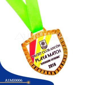 Medalla Estándar - A1MI0006
