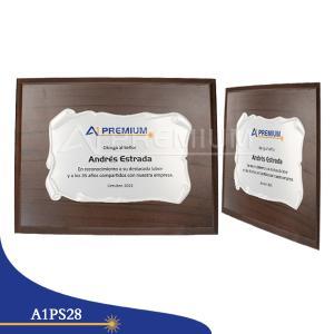 Placas Standar-A1PS28
