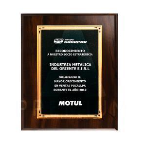 Placas Standar-A1PS32